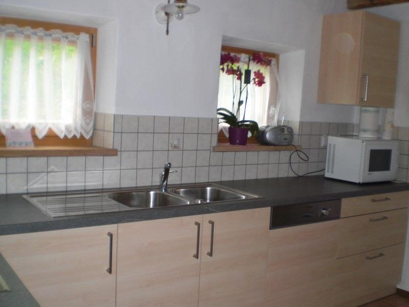Holiday house- kitchen