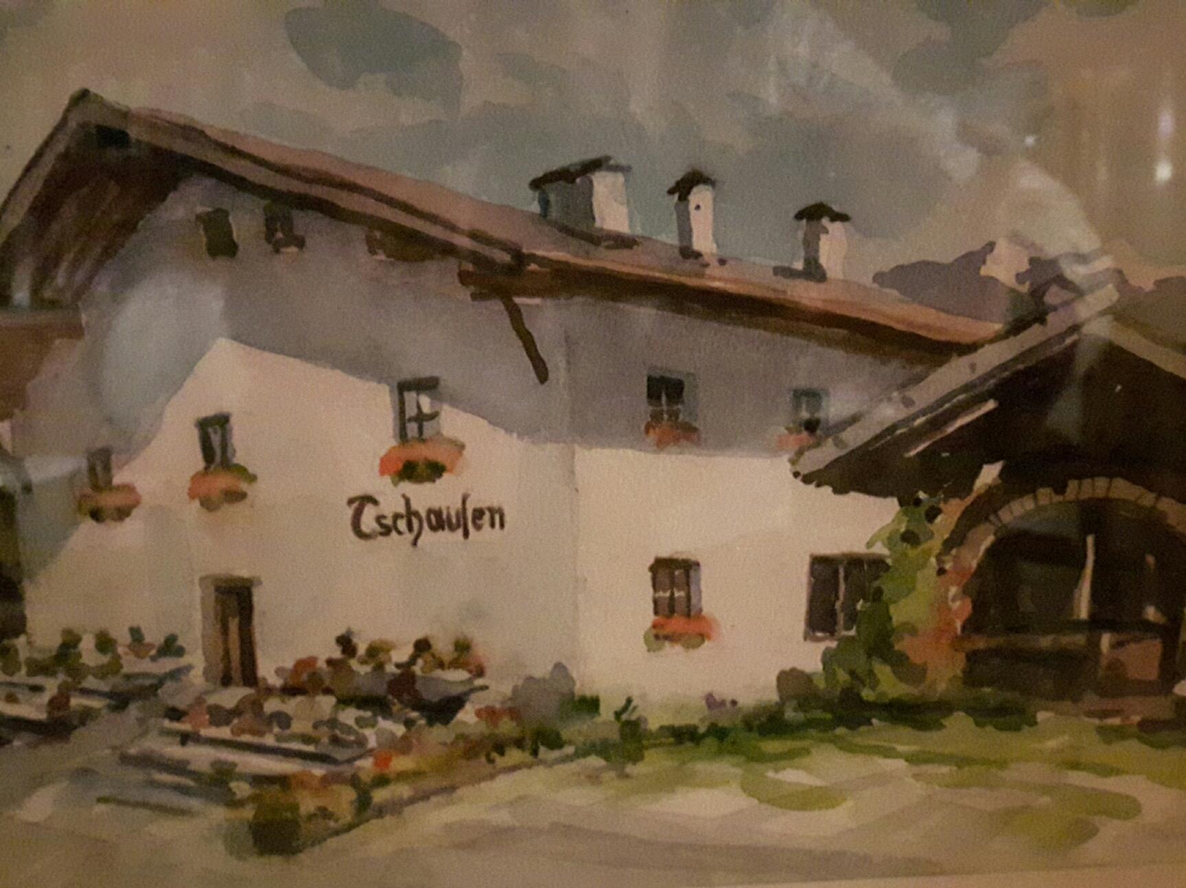 Mölten - St. Georgen - Gasthof Tschaufen