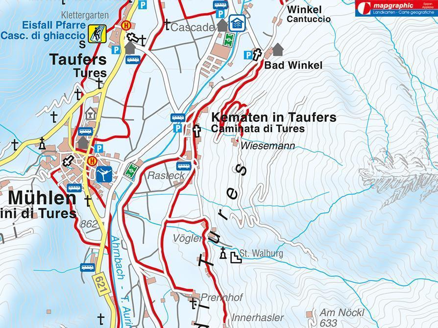 Escursione invernale - Caminata Maso Wissemann
