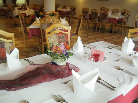 Speisesaal-Frühstückssaal