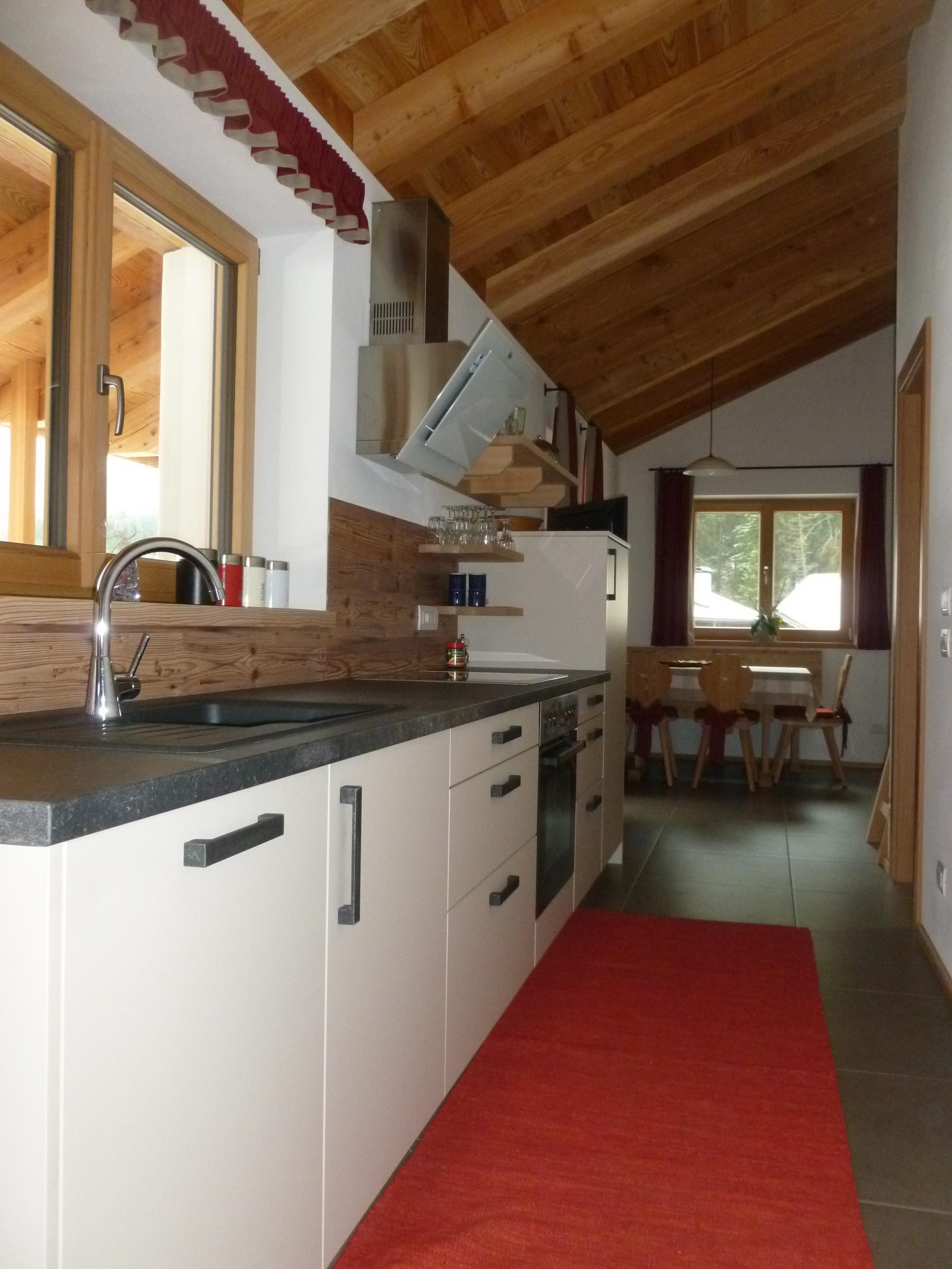 appartamento Karin - cucina e soggiorno