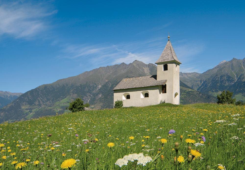 Church Maria Schnee