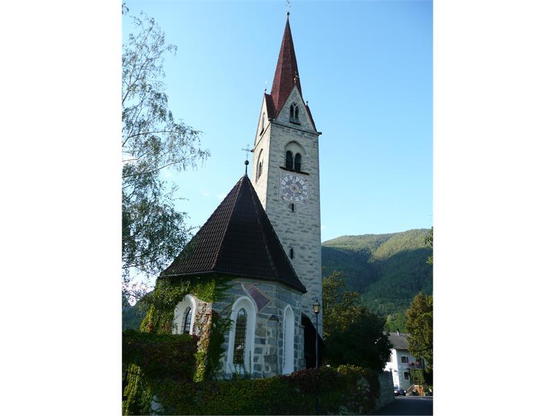 St. Nikolaus Kirche in Aicha