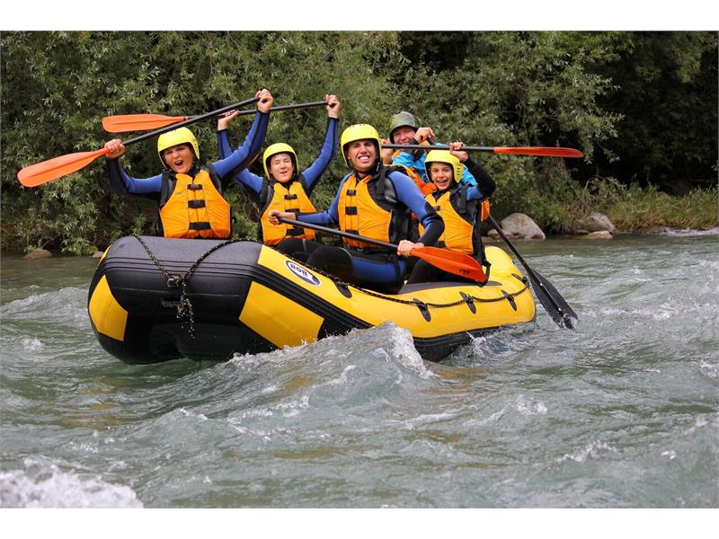 South Tyrol Rafting Expeditions