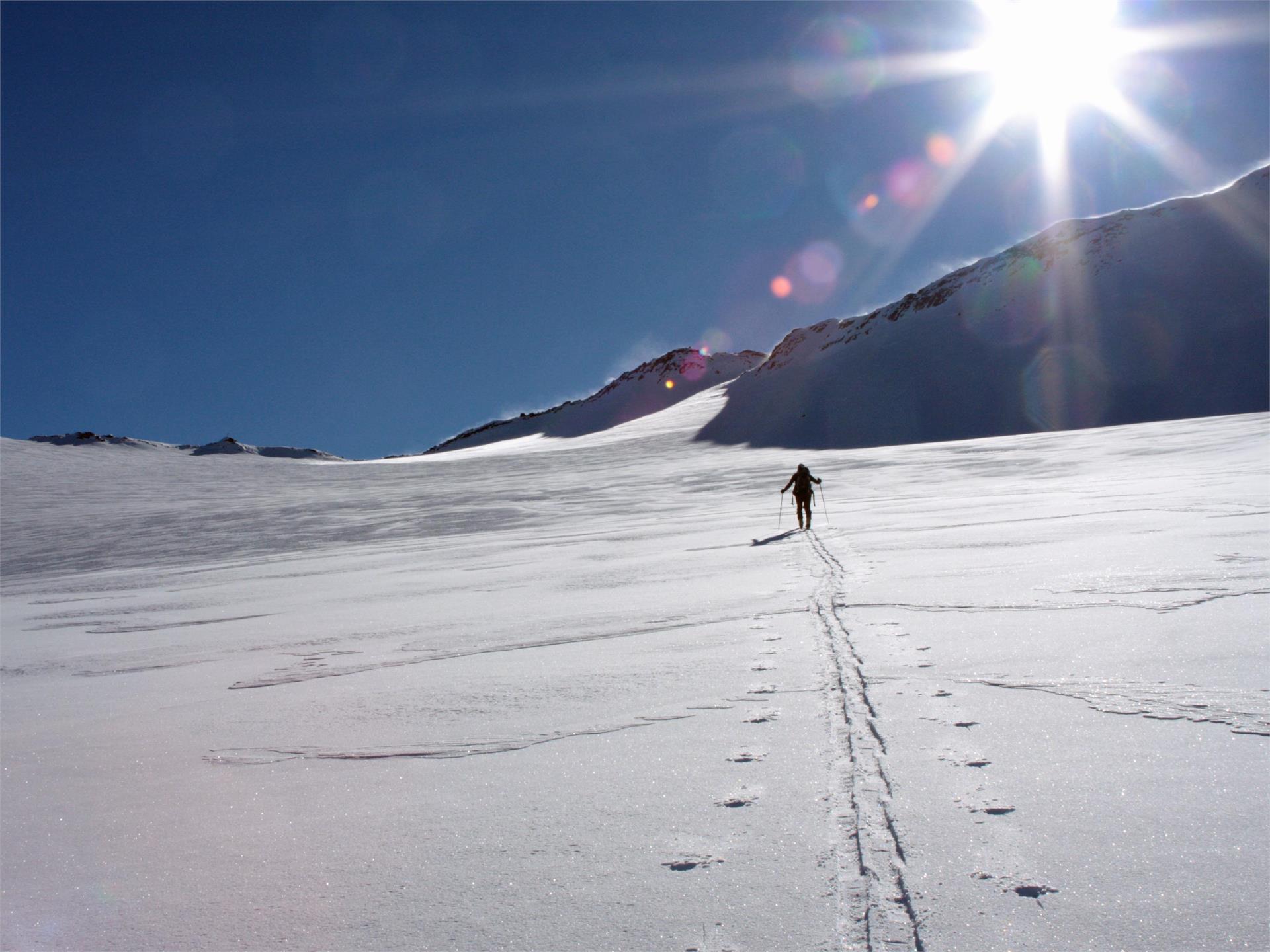 Skitour zur Finailspitze