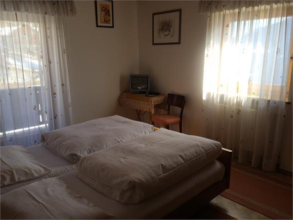 Doppelbettzimmer