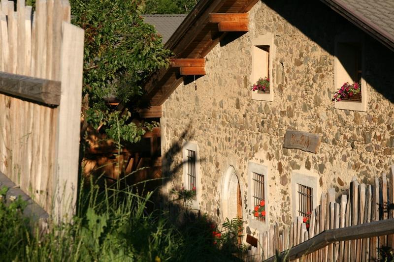 Haus- Fronthof, Völs am Schlern