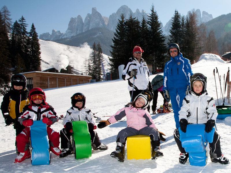 Skikindergarten Zauberteppich