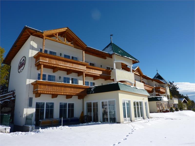 Residence Rossboden im Winter