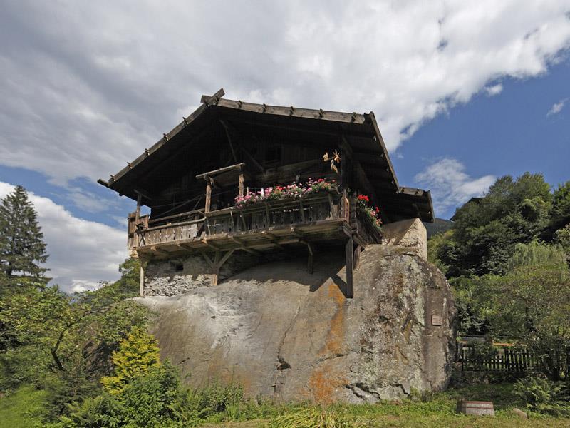 Häusl am Stein