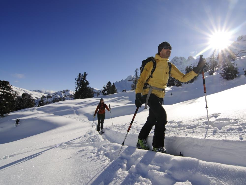 Skitour Innichen