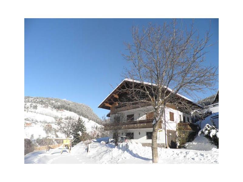 Casa Bergfried in inverno