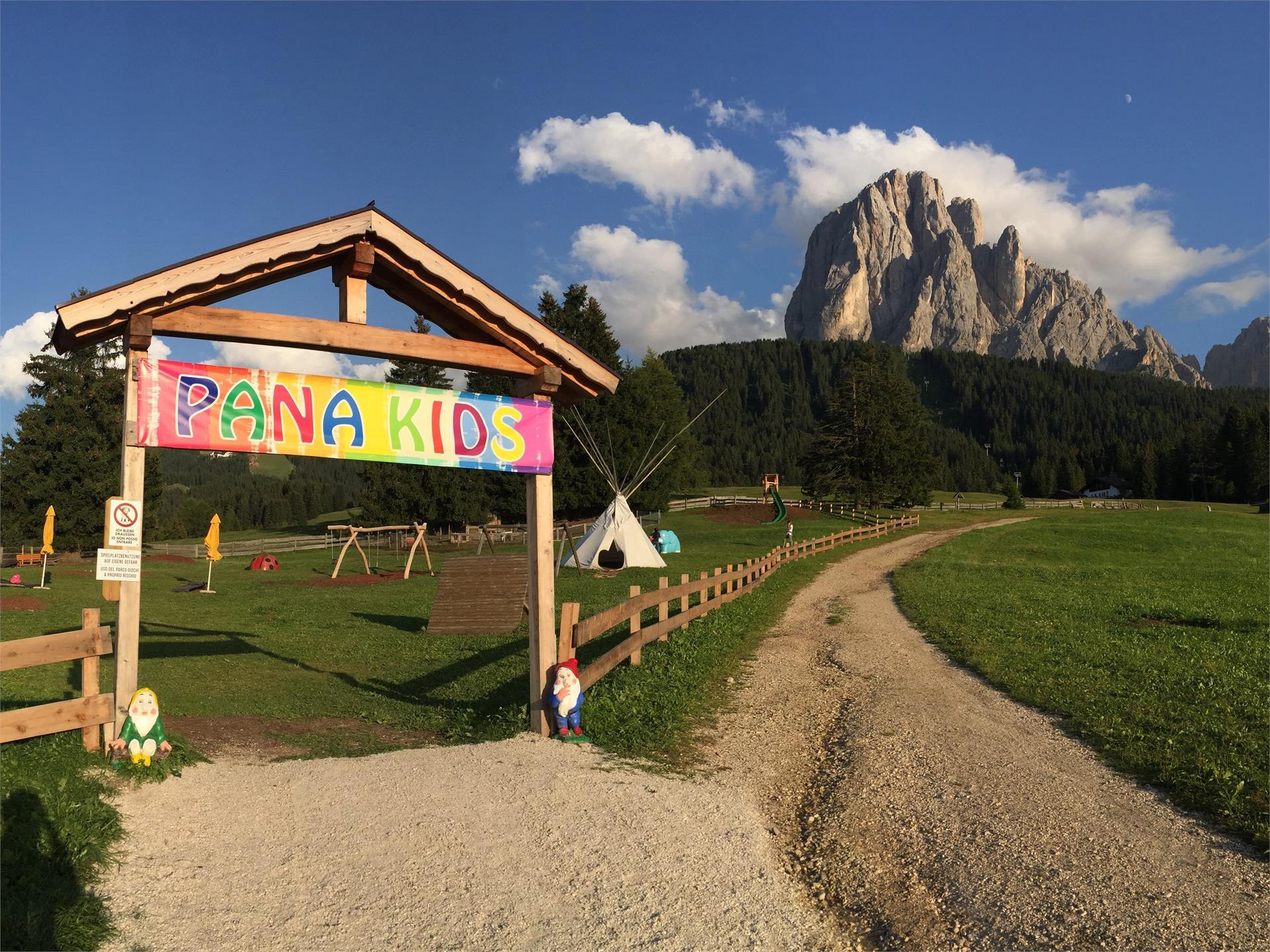 Kinderspielplatz Monte Pana