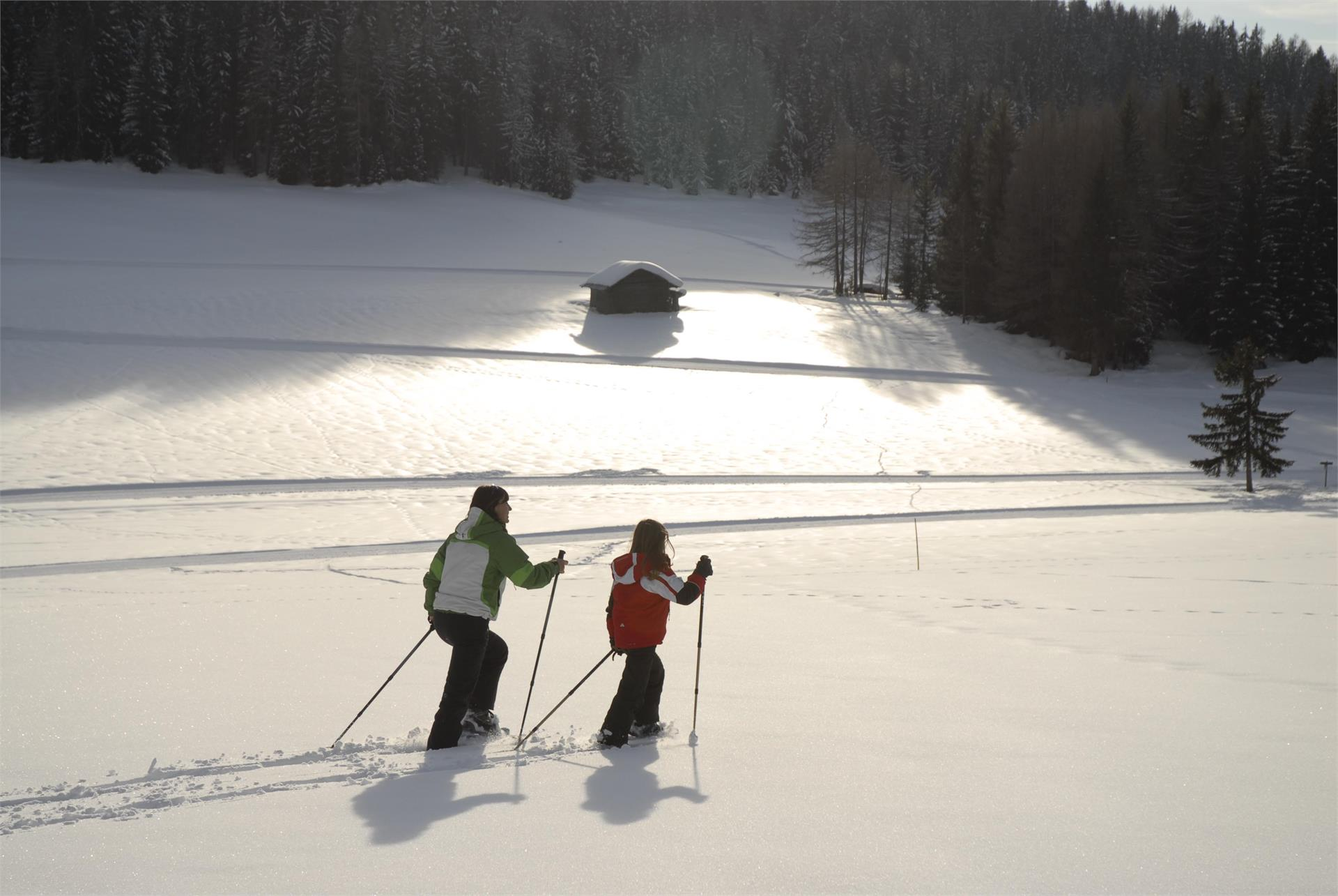Winterwanderung zum Untereggerhof