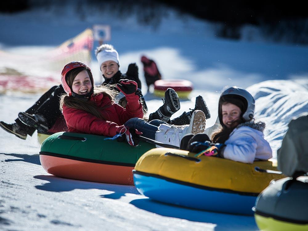 snow&fun familypark tamarix Selva dei Molini