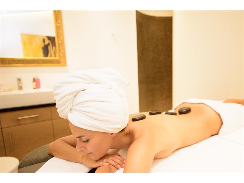 varietà di programma per massaggi