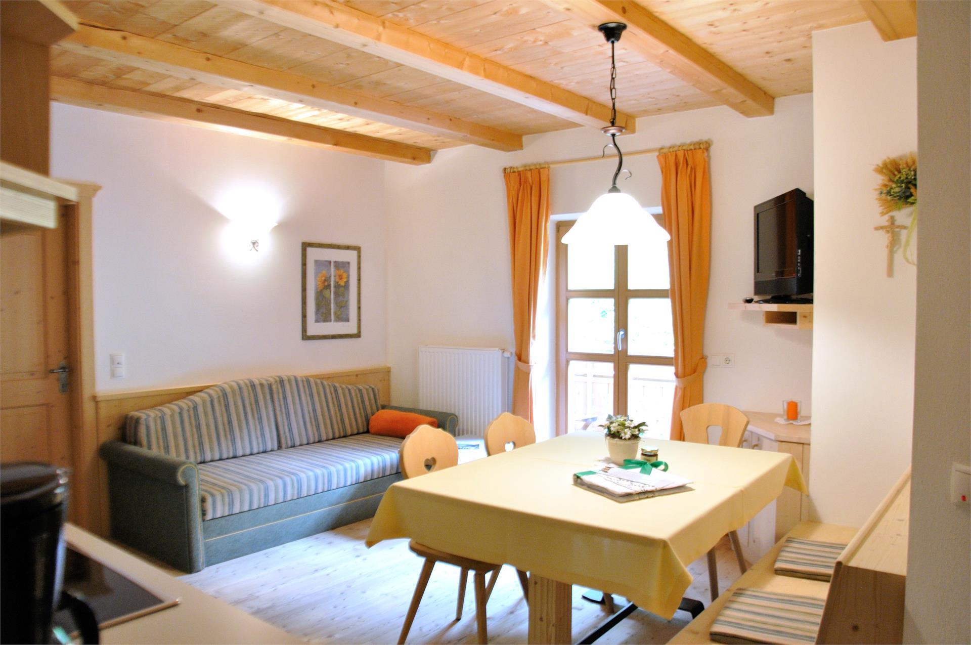 Wohnküche Appartement Margerite