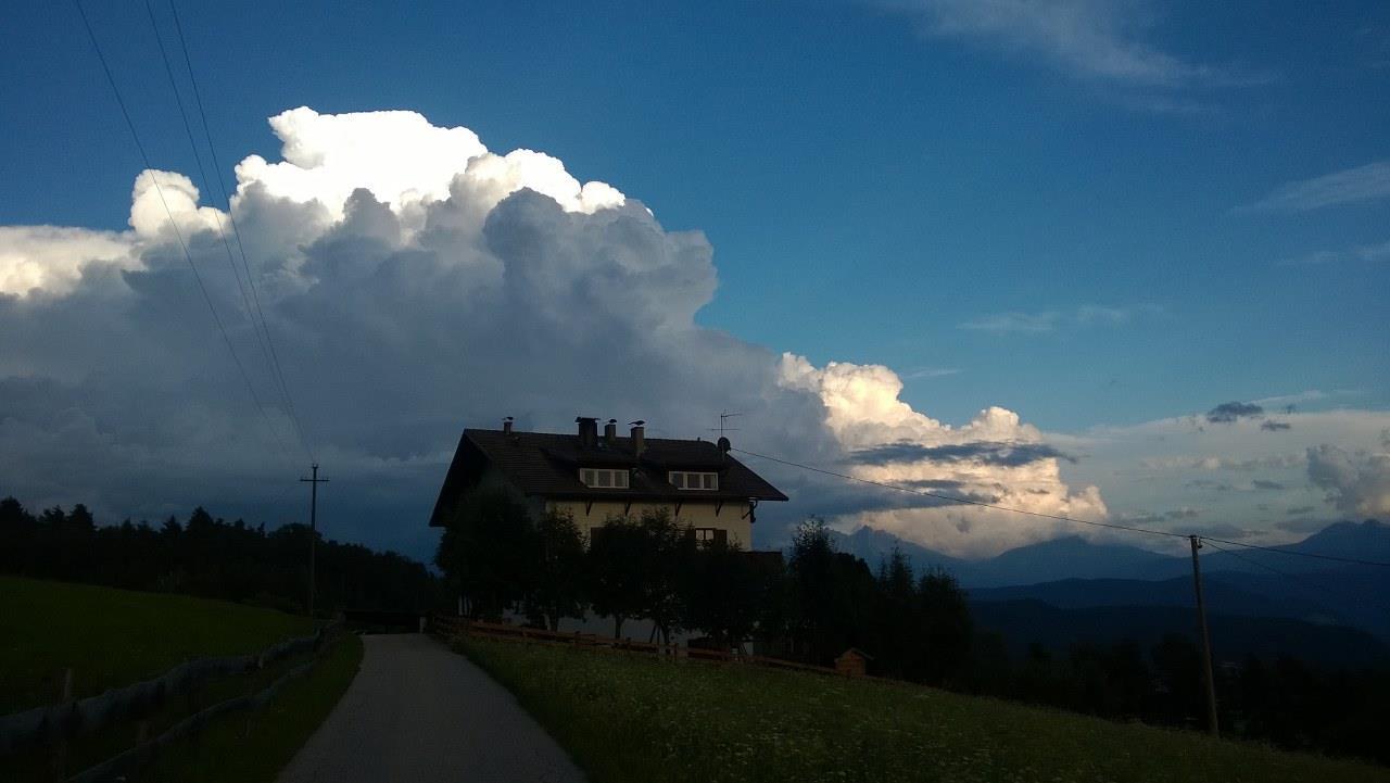 Haus Rottensteiner im Sommer