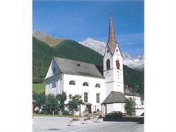 Chiesa parrocchiale S. Giorgio - Anterselva di Mezzo
