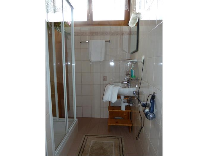 shower apartment Ulla- house Albert Haselrieder, Fié allo Sciliar