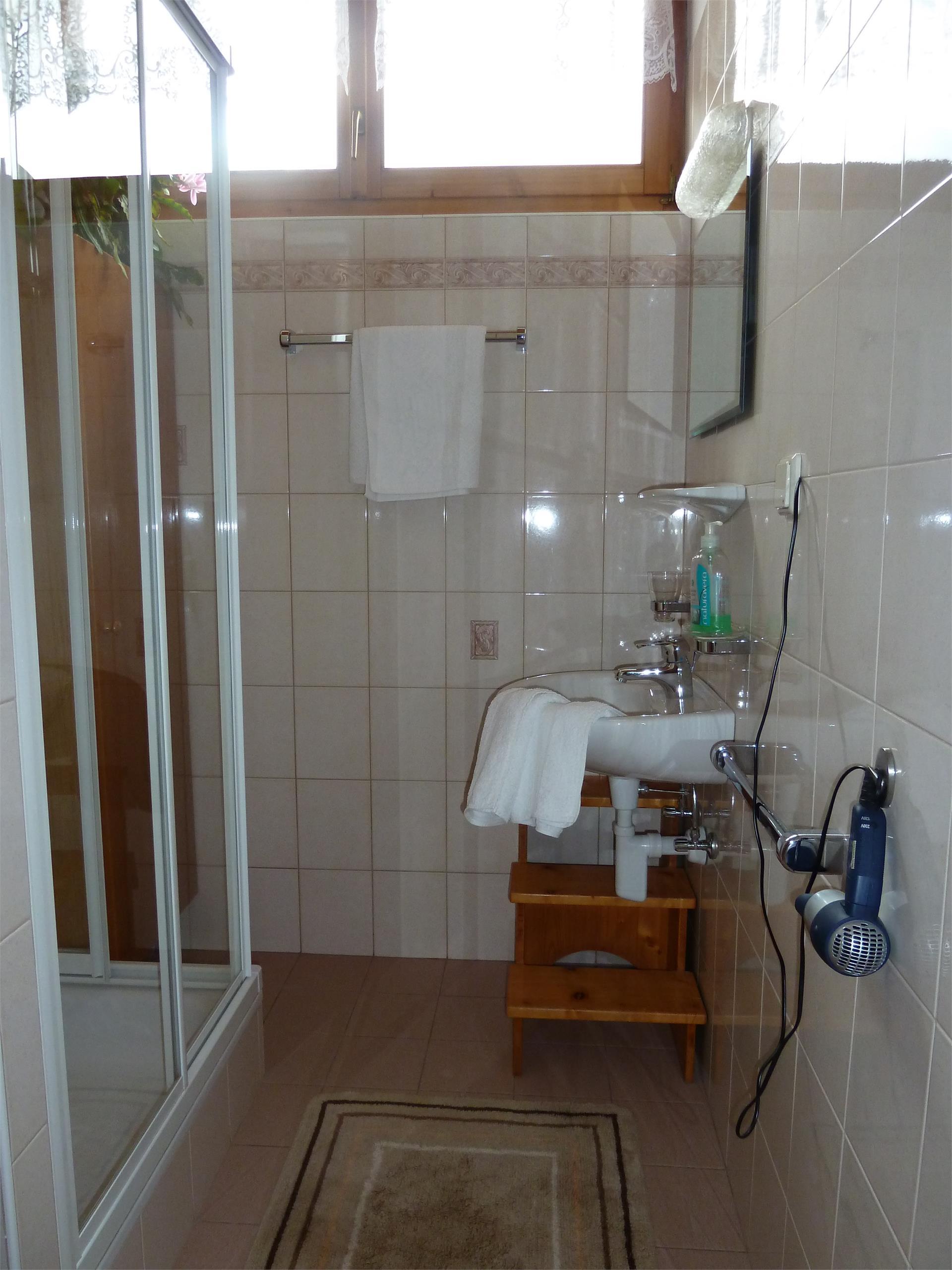 Bad Wohnung Ulla- Haus Albert Haselrieder, Völs am Schlern