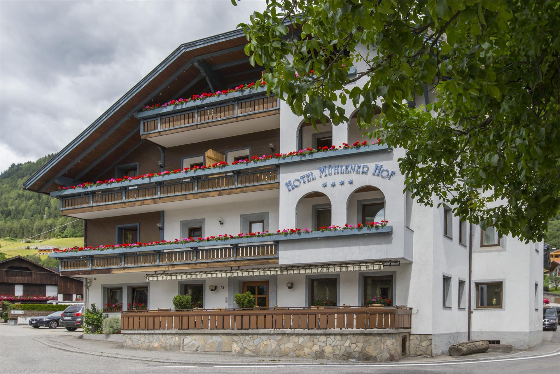 Hotel Mühlenerhof Mühlen in Taufers