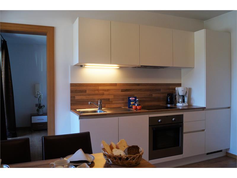 Kitchen Apartment A