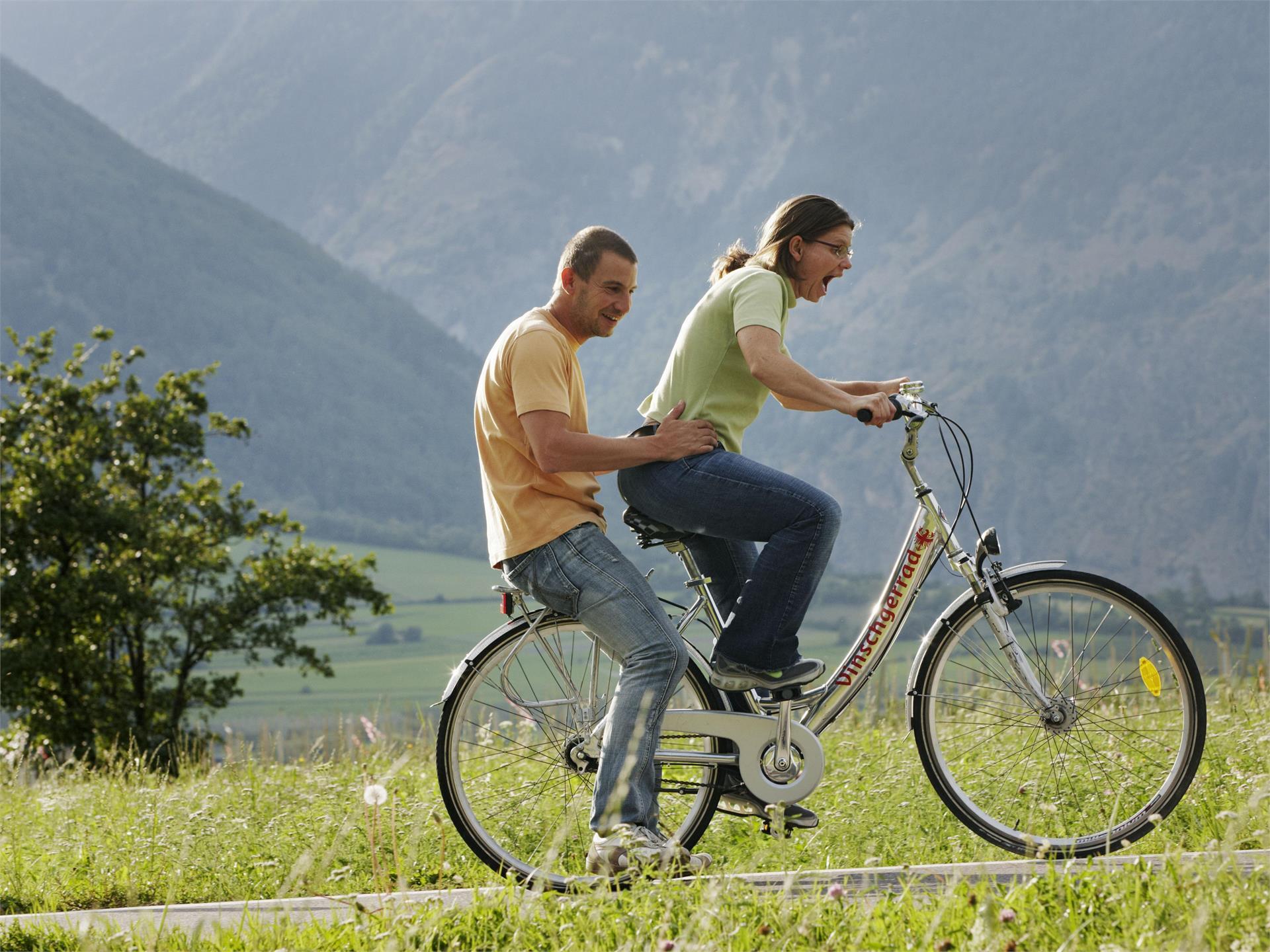 Südtirol Rad Latsch