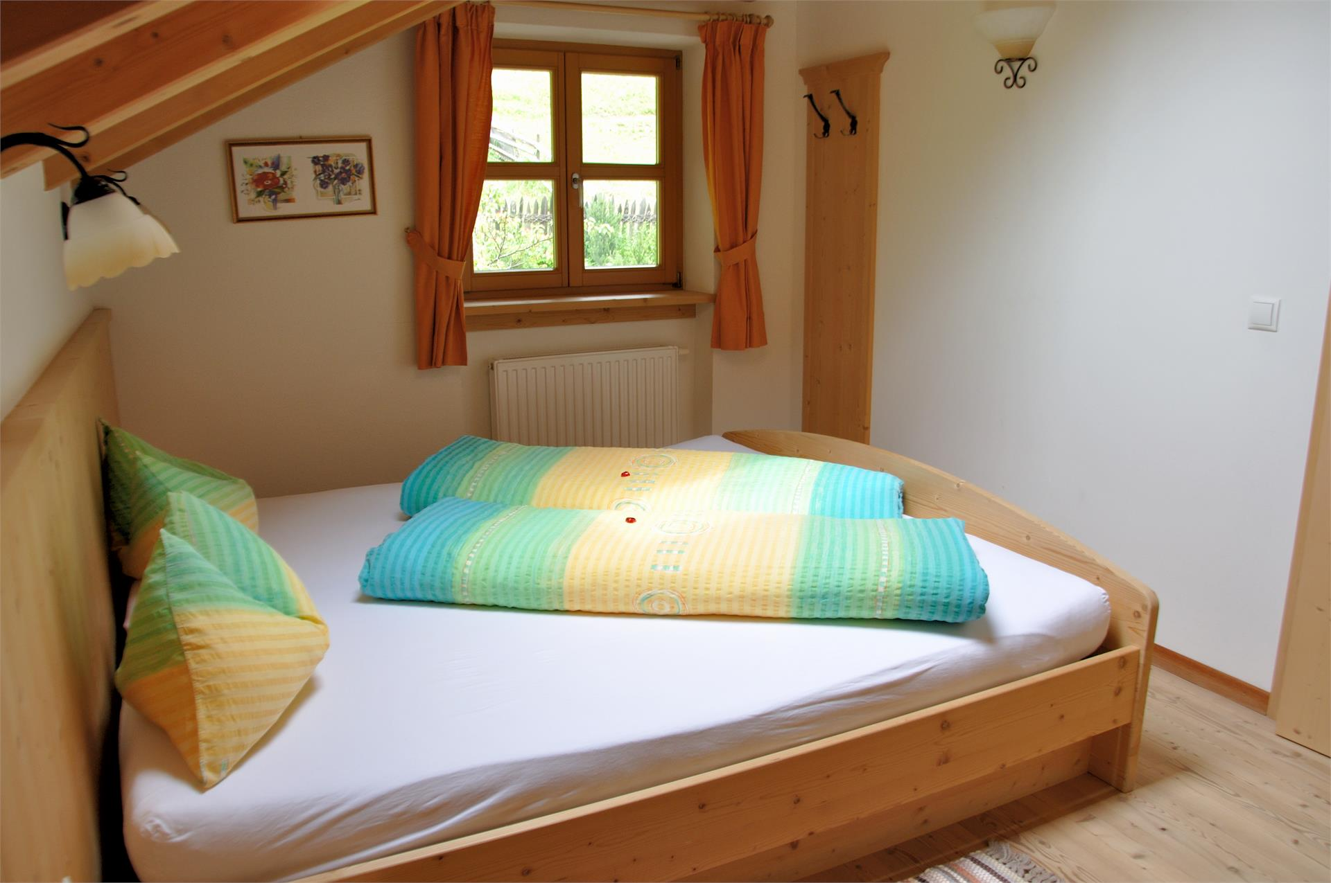 Schlafzimmer Appartement Margerite