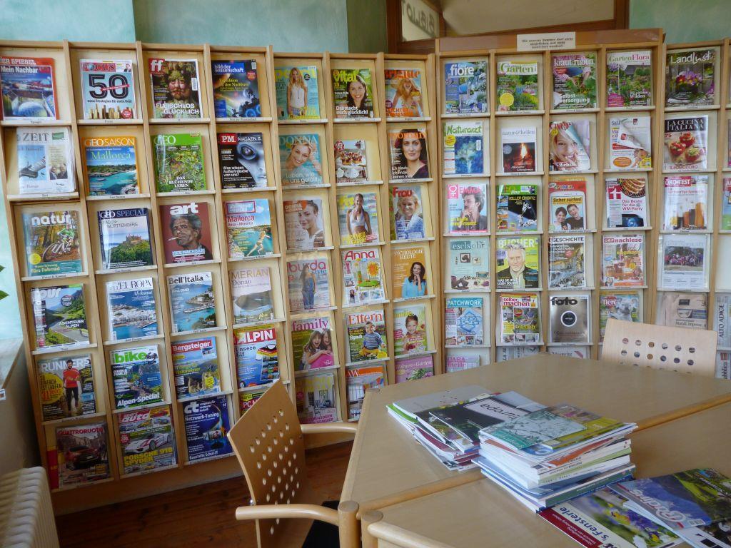Pubblic library Kaltern/Caldaro