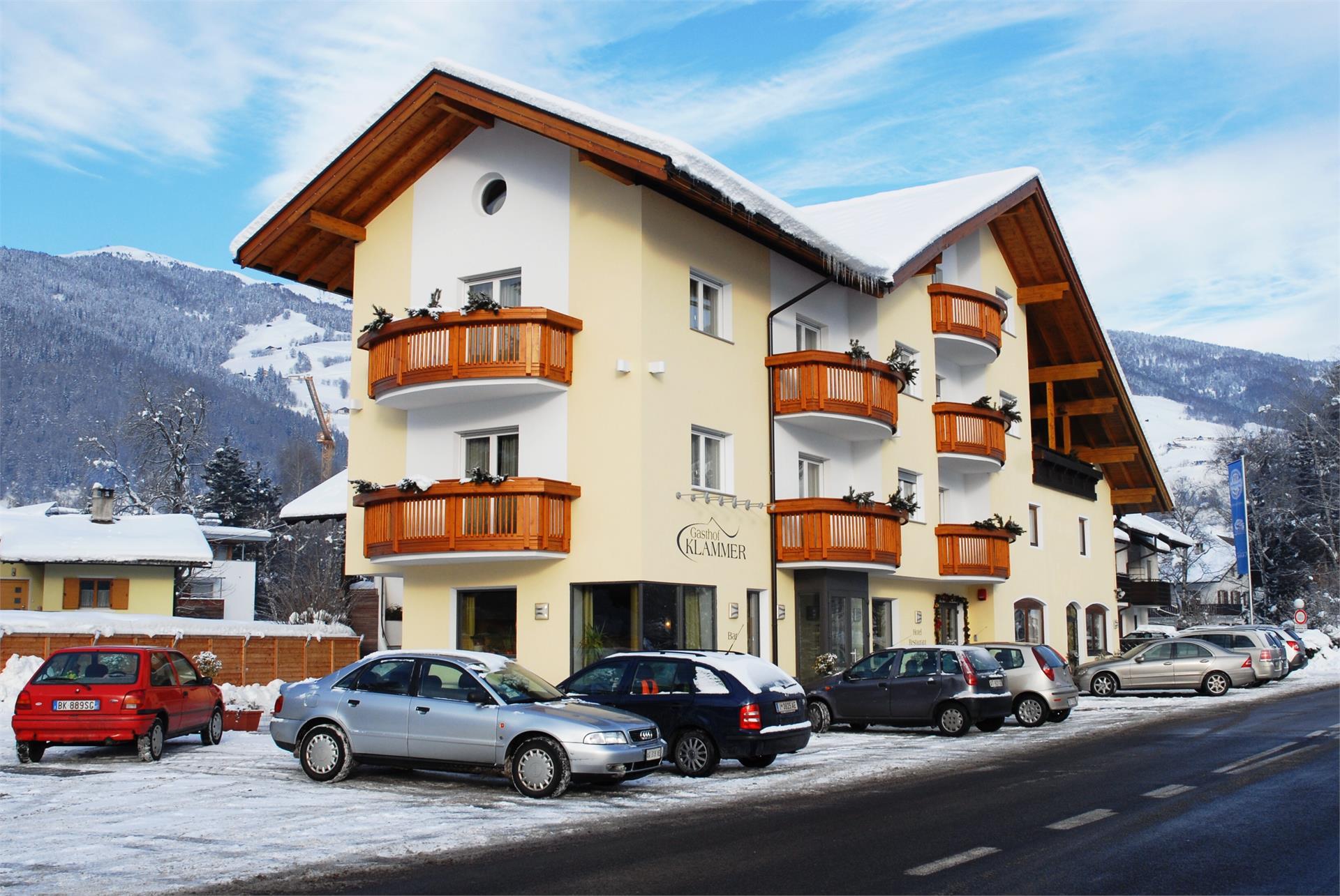 Gasthof Klammer im Winter