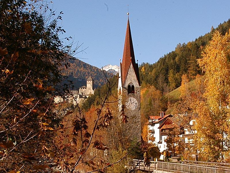 Church of Hl. Sebastian - San Maurizio/St. Moritzen