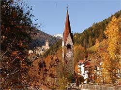 Chiesa di S. Sebastiano - St. Moritzen