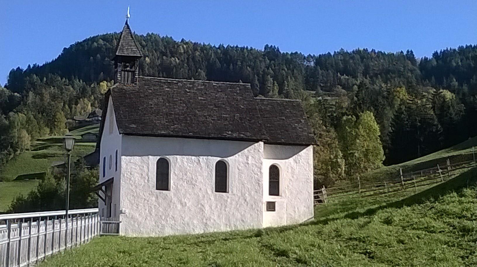 Weißesbild - Chapel Maria Hilf