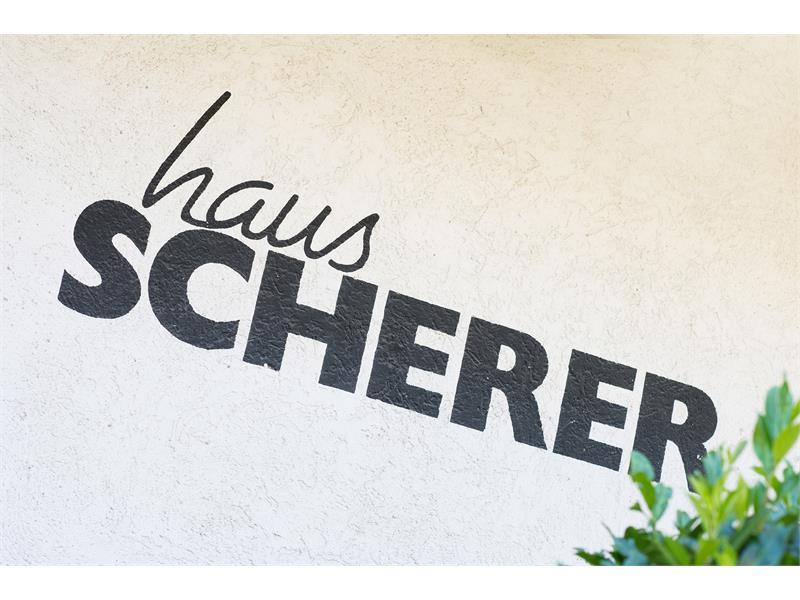 Haus Scherer - Scherer Dora