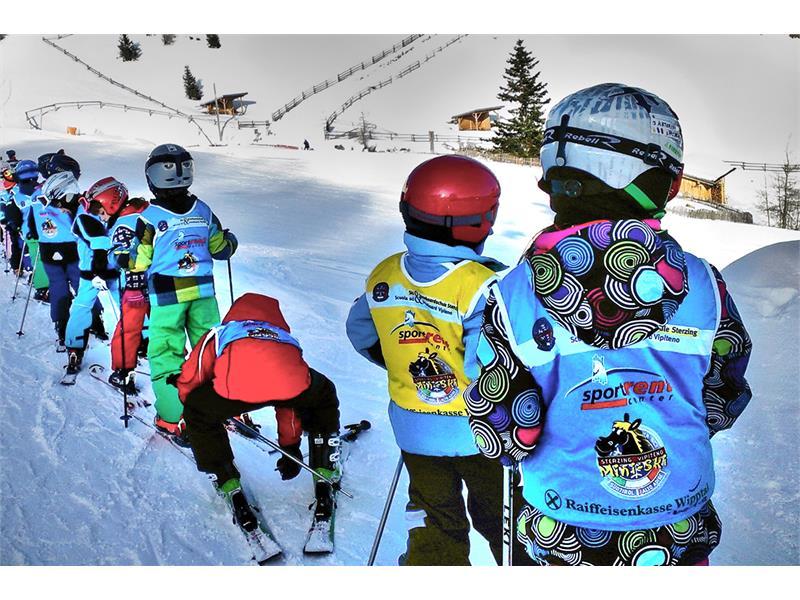Scuola di sci Vipiteno Monte Cavallo