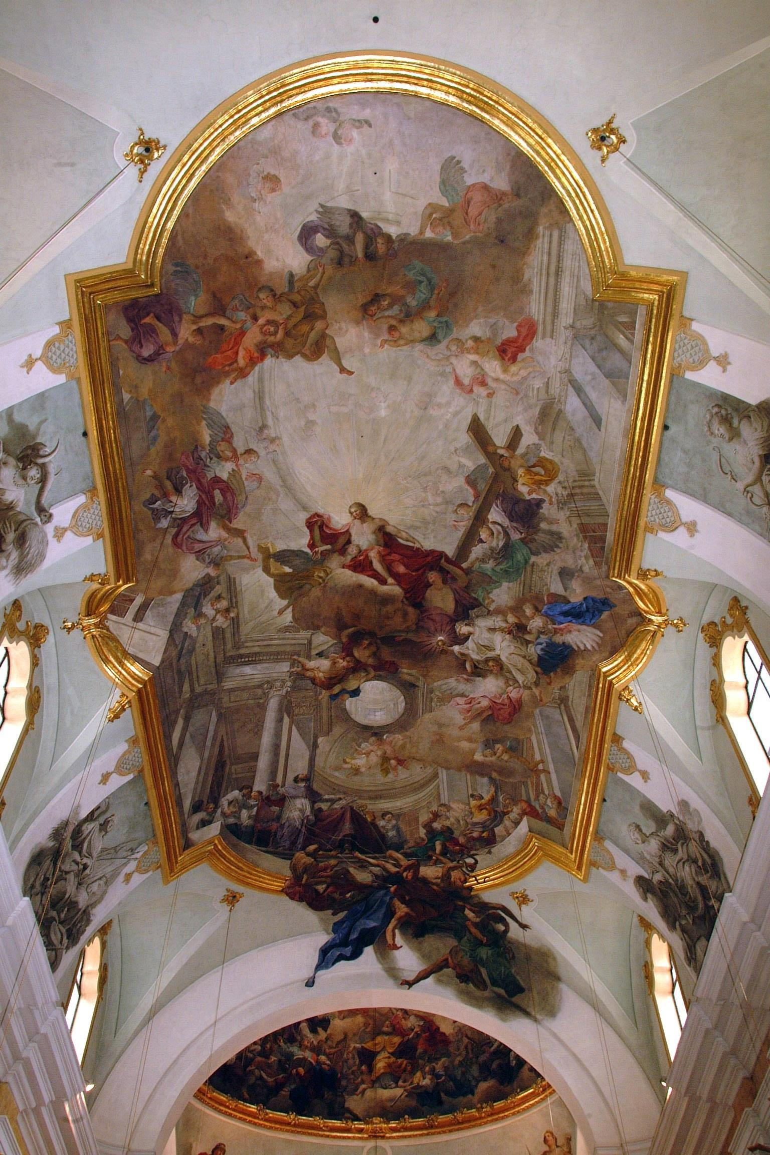 Benediktiner Abtei Muri-Gries