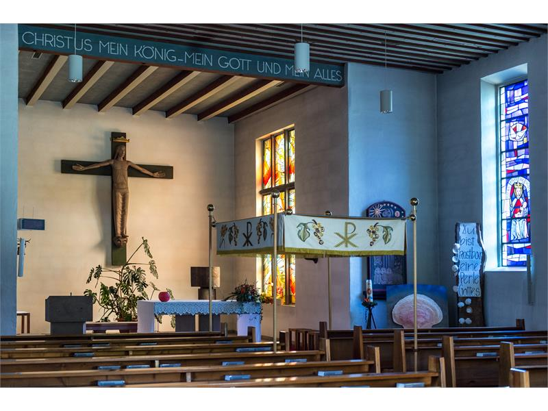 Nuova Chiesa Parrochiale Rablá