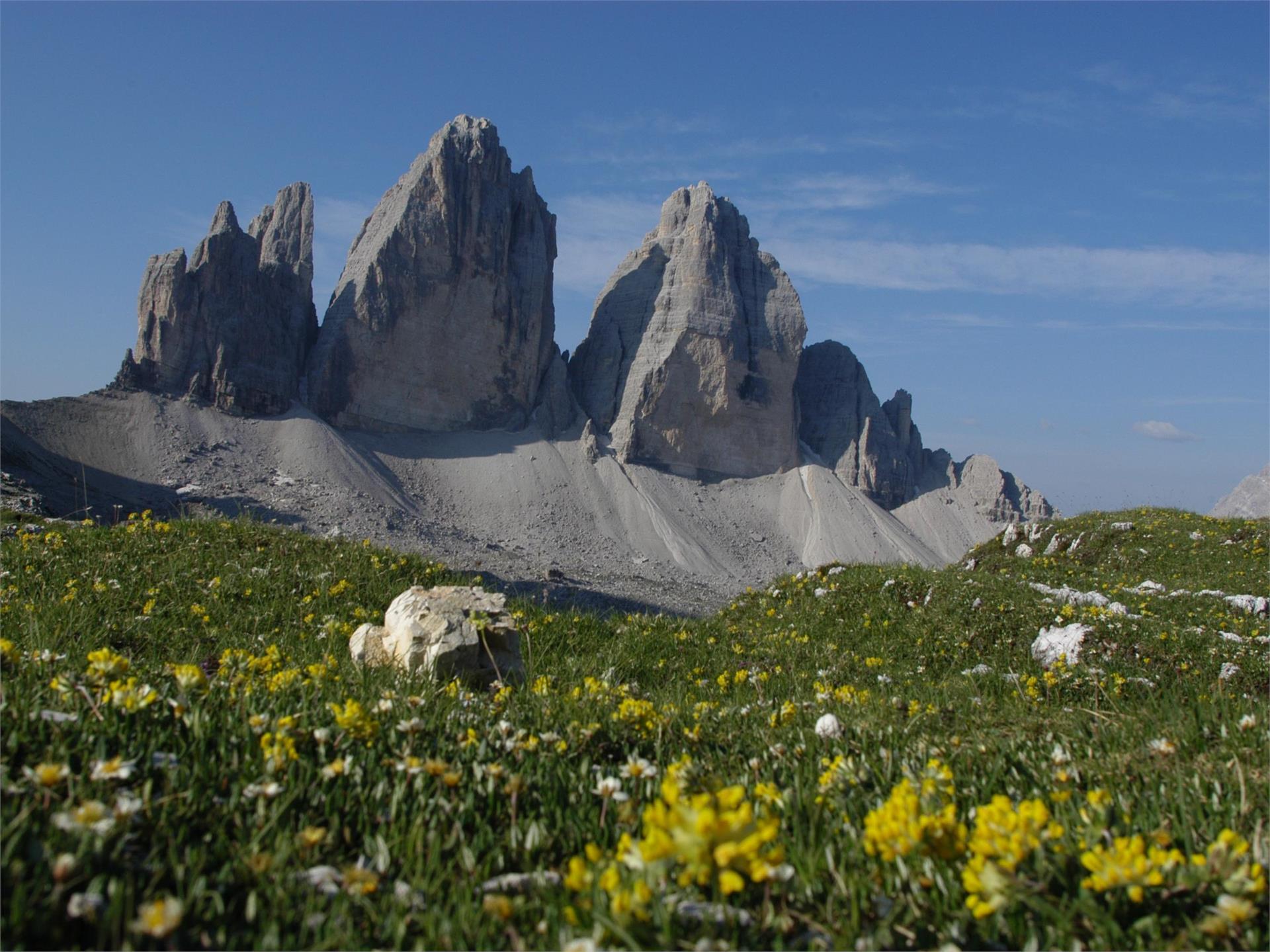 Dolomites Alpine Ridgeway No. 4