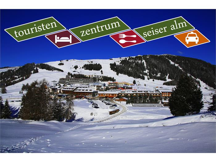 Touristenzentrum Obexer im Winter