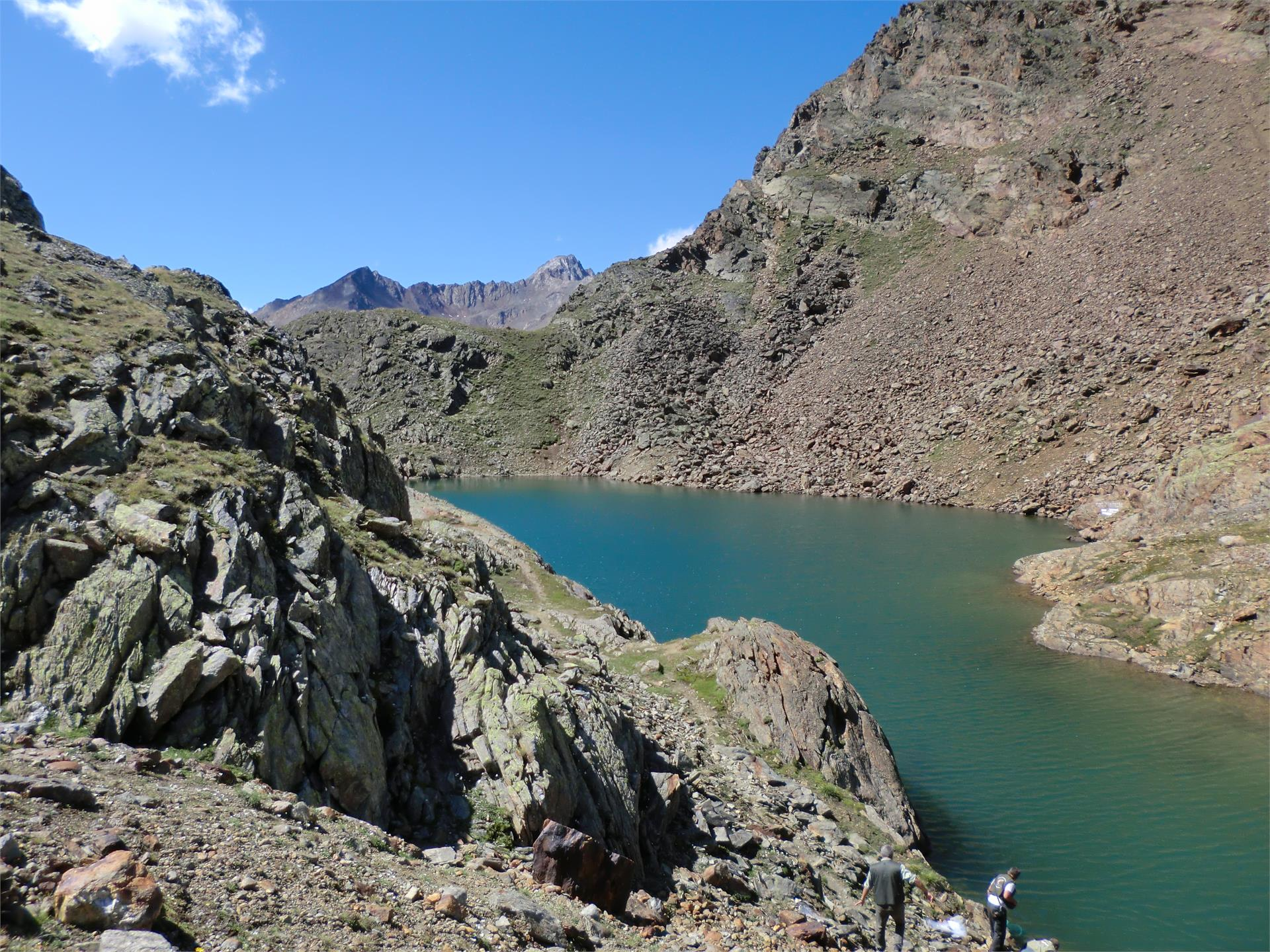 Tour to the Saldura Lakes