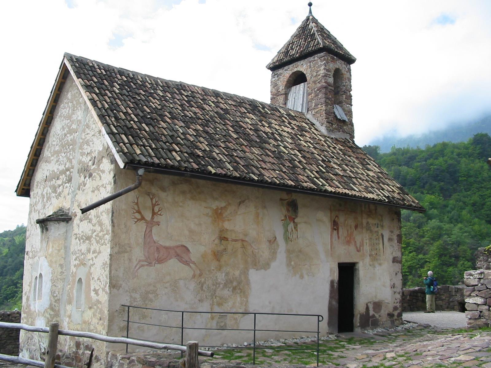 Church St. Katharina (Hocheppan)