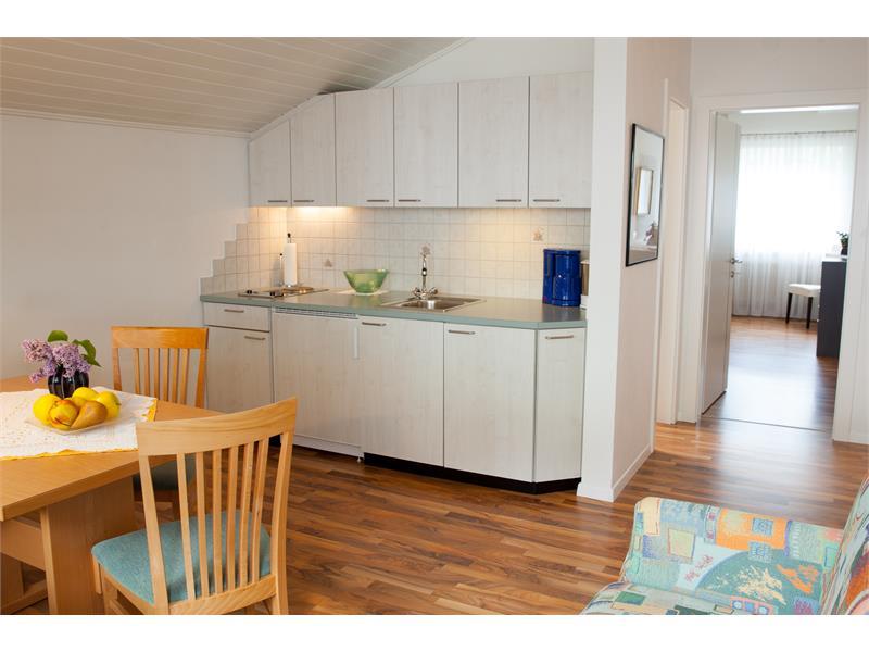 Wohnküche Wohnung C