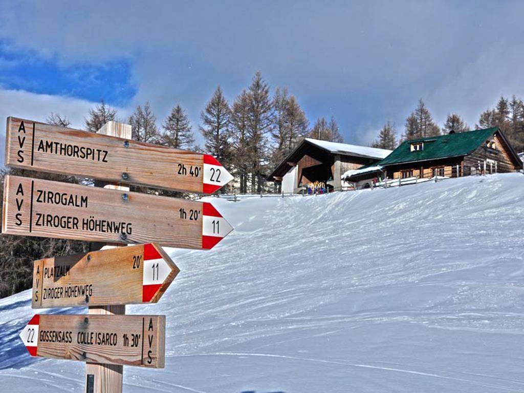 Hühnerspielhütte Winterwanderweg