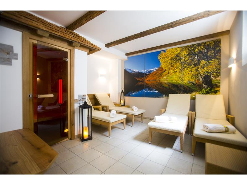 Area Relax and Infrared Cabin