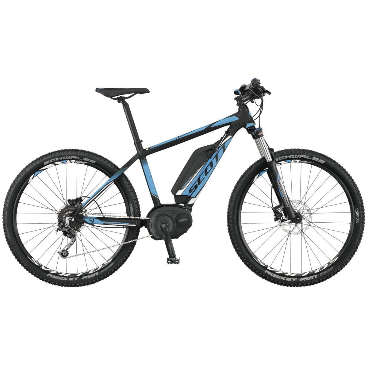 Scott-E-Bikes