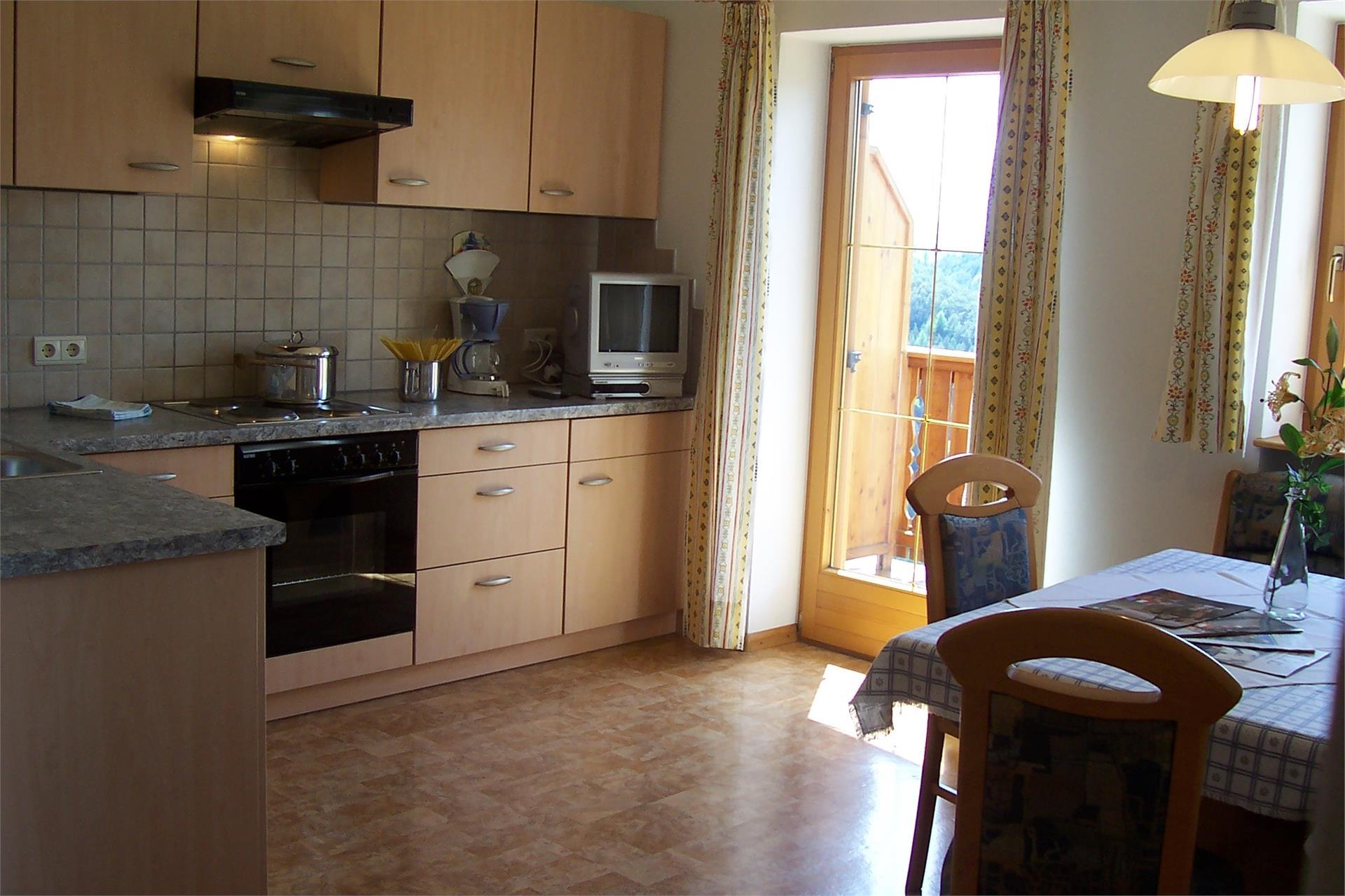 Küche in Wohnung