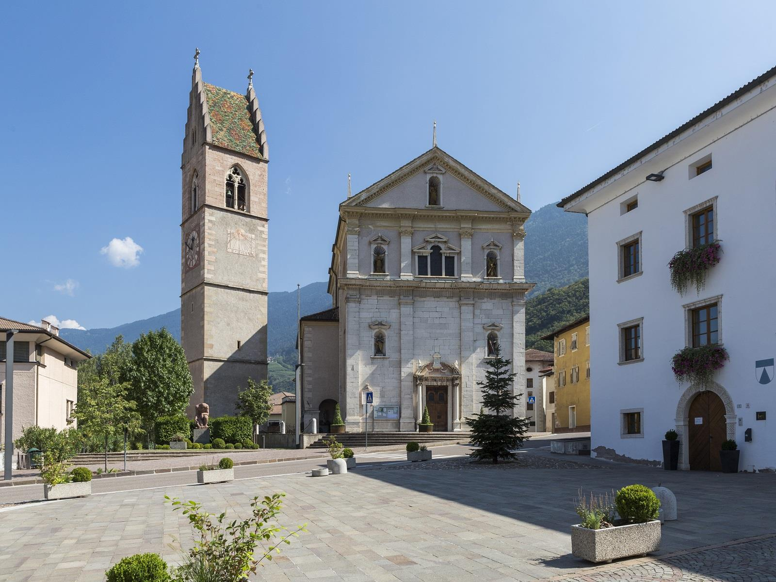 Parish church Salorno