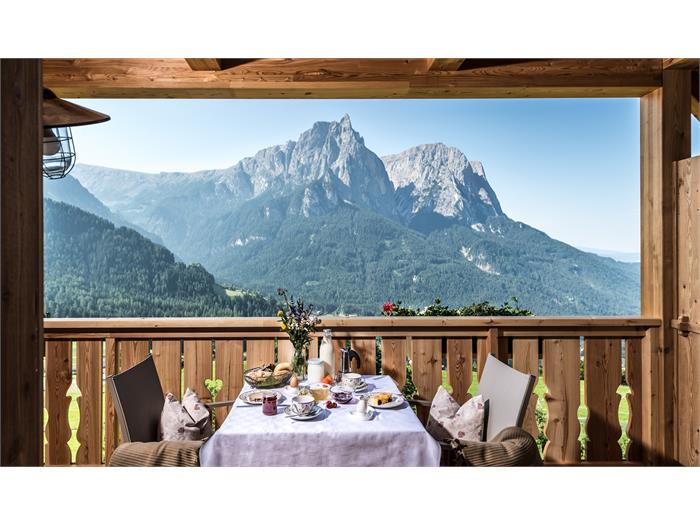 colazione al balcone
