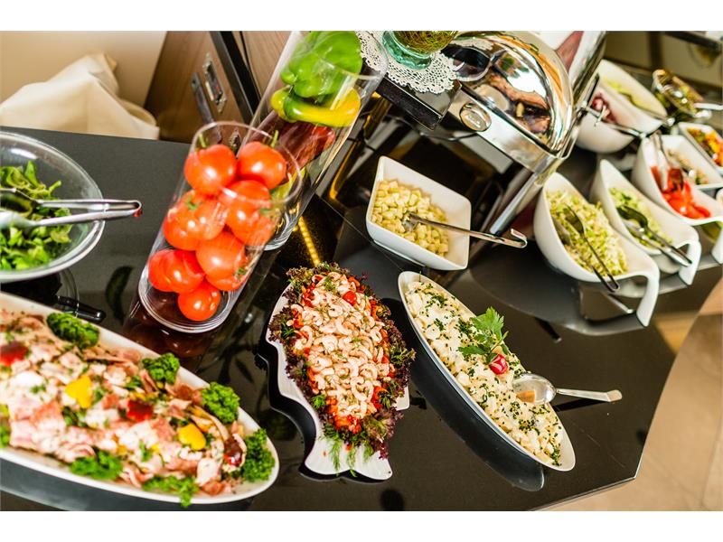 Salat- & Antipasti Buffet